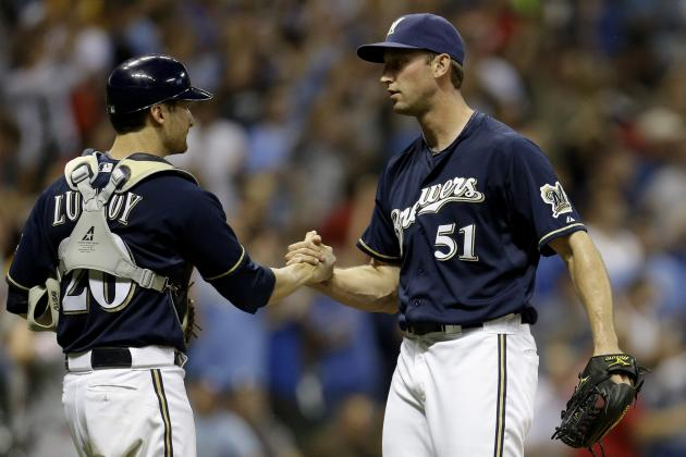Will Jim Henderson 'Save' the Brewers Bullpen...and Their Season?