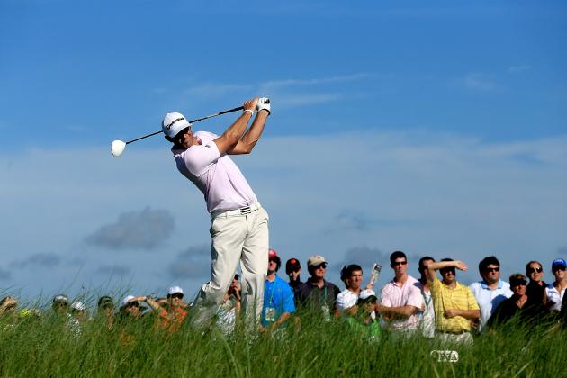 PGA Championship Leaderboard 2012: Slow Starters Who Will Make Strong Push
