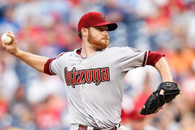 Arizona Diamondbacks: What's Wrong with Ian Kennedy?