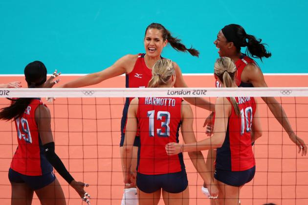 Olympic Women's Volleyball 2012: U.S. Reaches Final, Overdue for Gold Medal