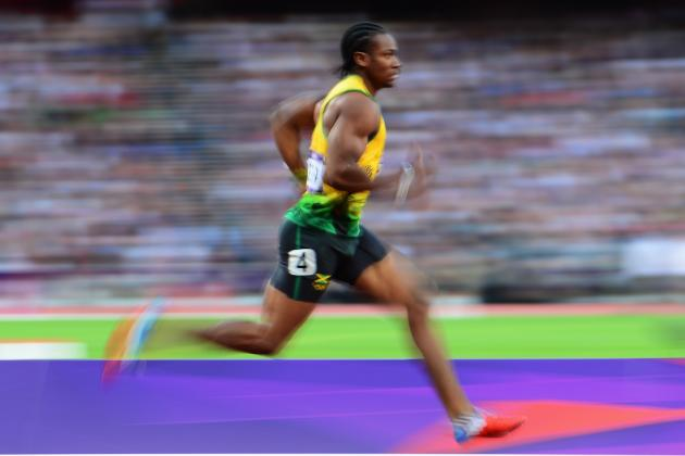 Yohan Blake: Jamaican Star Will Destroy Field in Men's 200-Meter Dash