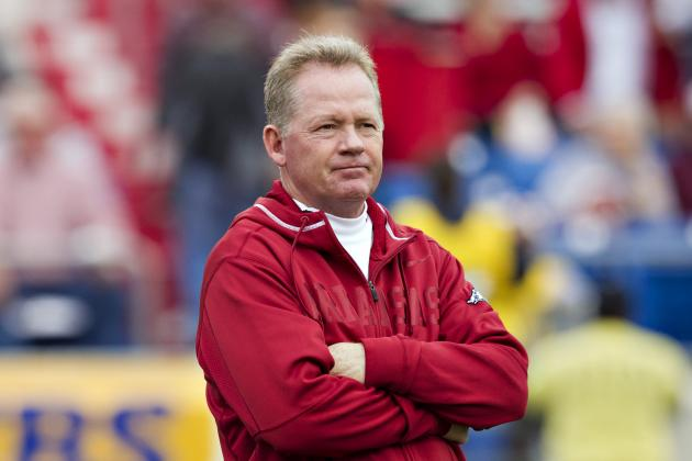 Bobby Petrino ESPN Interview: Finding a New Job Will Be Tough for Former Hogs HC