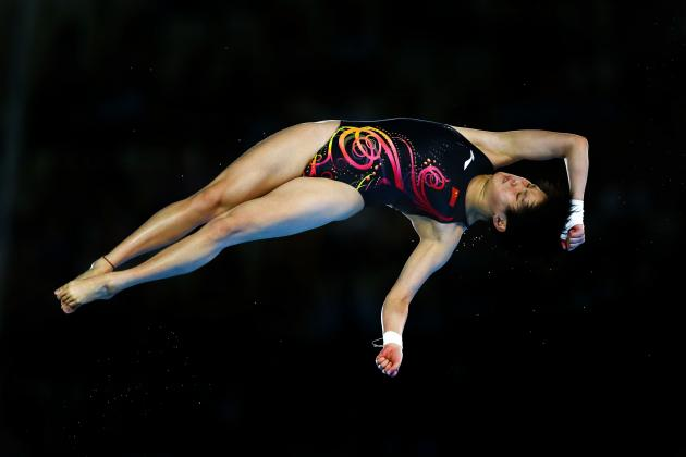 Olympics Diving 2012: Chen Ruolin Will Dominate Women's 10 Meter