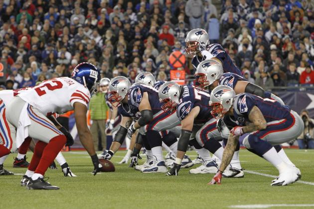 Why the New England Patriots Offensive Line Will Be in Focus vs. Saints