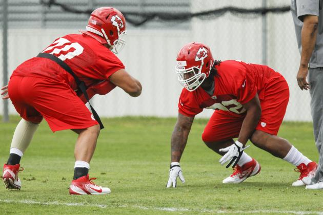 Dontari Poe Struggling; Breaking Down the Kansas City Chiefs Other Options at NT