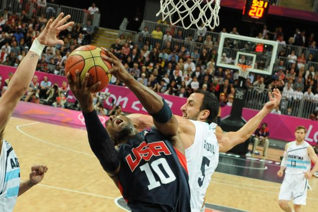 USA vs. Argentina: Preview, Analysis and Predictions for Olympics Basketball