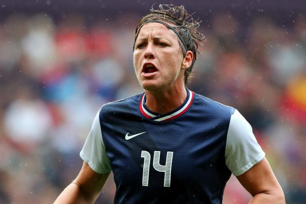 Abby Wambach: American Star Will Have Huge Game Against Japan