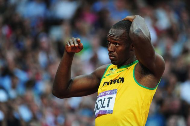 Usain Bolt: Why the Jamaican Sprinter Is the Most Entertaining Athlete in London