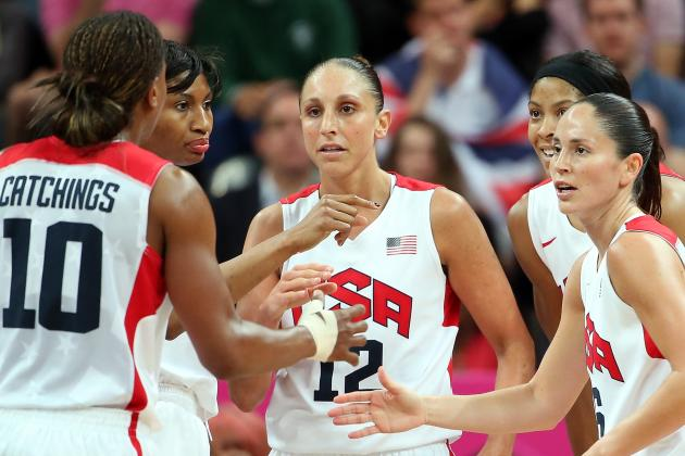 Summer Olympics 2012: United States Will Romp to Double Gold in Basketball