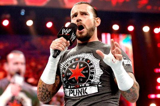 CM Punk: Did the Straight-Edge Superstar Just Take a Shot at Jon Jones?