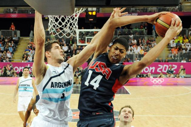 Olympics 2012 Schedule: United States vs. Argentina in Basketball Is Must-See TV