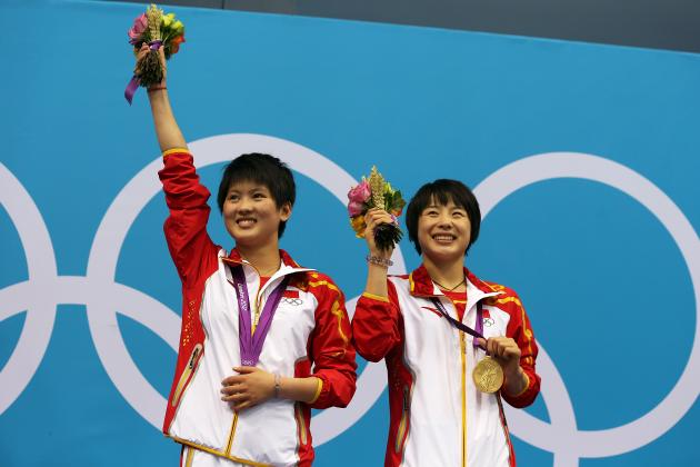 Olympic Diving 2012: Women's 10-Meter Platform Results and Analysis