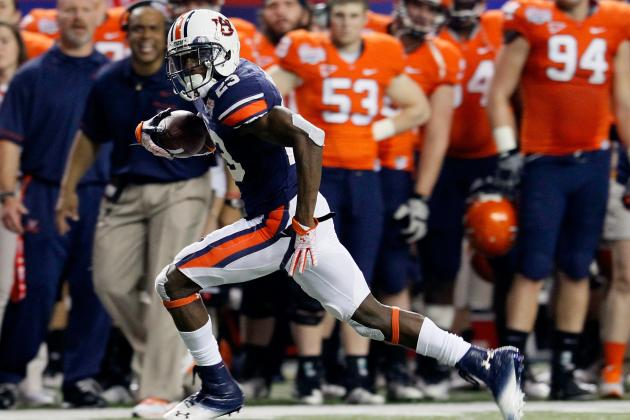 Auburn Football: Top 5 2013 NFL Draft Prospects