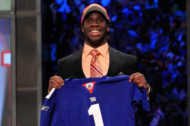 New York Giants: Will Prince Amukamara Emerge as a Star on Defense in 2012?