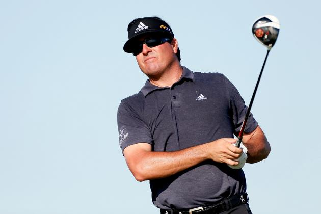 PGA Championship Leaderboard 2012: Underdogs in Position to Climb on Day 2