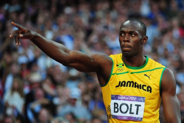 2012 Summer Olympics: Why Usain Bolt Would Be a Star in the NFL