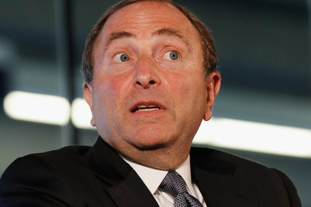 NHL CBA: Who Has the Power, Gary Bettman or the NHLPA?