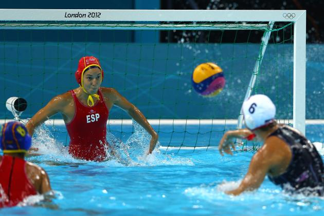 Women's Water Polo 2012 Olympics: USA vs. Spain Gold Medal Results and Analysis