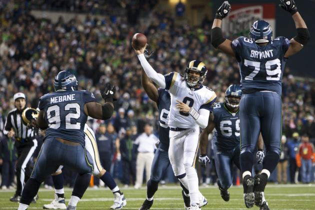 NFL Preview: Could the 2012 St. Louis Rams Actually Be Good?