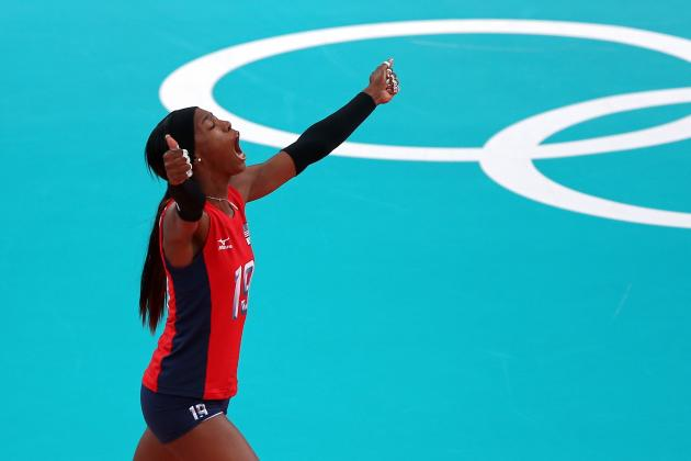 US Olympic Volleyball Team 2012: Americans Who Will Shine Bright vs. Brazil