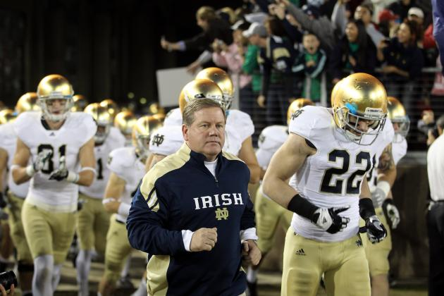 Notre Dame Football: Quarterbacks, Brutal Schedule Will Make It a Long Season
