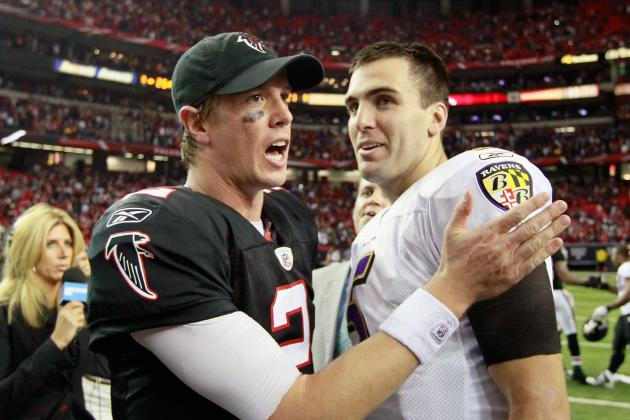 Joe Flacco vs. Matt Ryan: Ranking the QBs of the 2008 NFL Draft