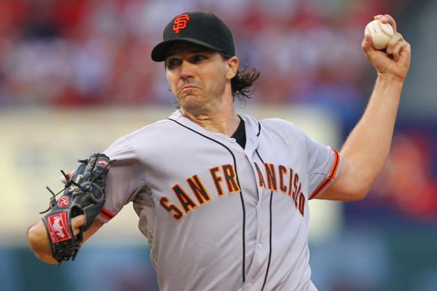 Would SF Giants Consider Trading Barry Zito at MLB Waiver Deadline?