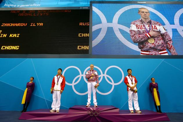 Olympic Diving 2012: Biggest Shocks from London