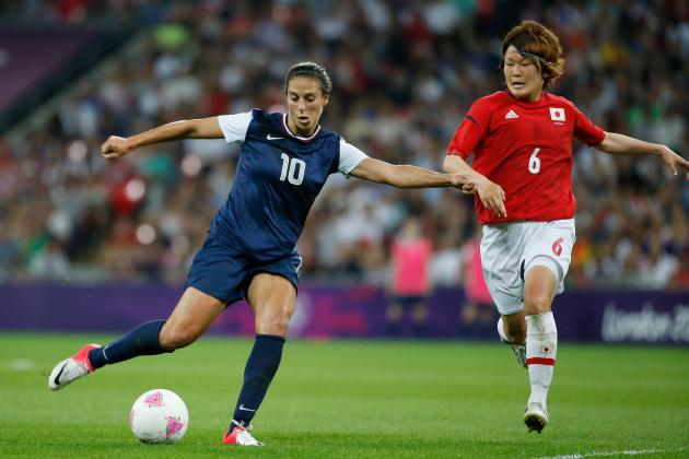 USA vs. Japan: Why Carli Lloyd Was the Star of Olympic Soccer Gold Medal Match
