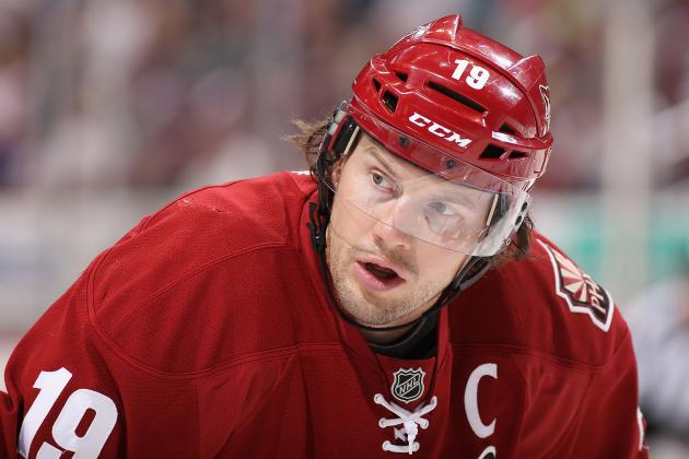NHL Free Agency 2012: Shane Doan May Be Able to Stay in Phoenix...If He Wants
