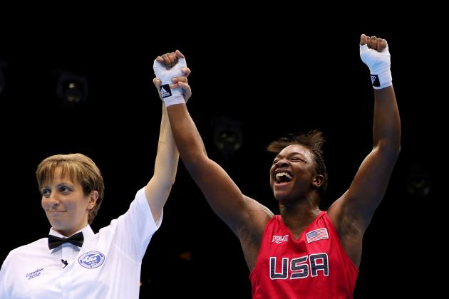 Claressa Shields Dominant in Boxing 75-Kg Gold-Medal Match