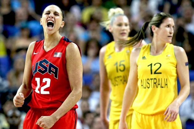 USA vs. Australia Women's Basketball: Grades, Twitter Reaction and Analysis