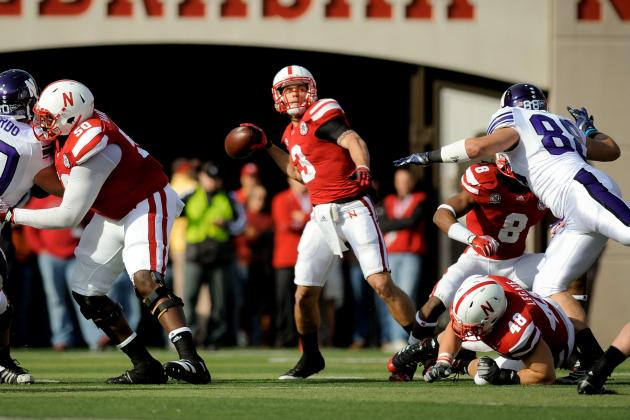 Big Ten Football Q&A: Can Taylor Martinez Throw His Way to Big Ten Glory?