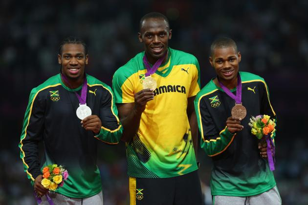Olympic Track 2012: Jamaica Bolsters Dominance in Sprints – Can US Recover?