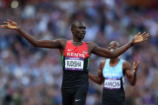 Olympic Track and Field 2012 Results: Day 13 Team Scores, Standings, & More