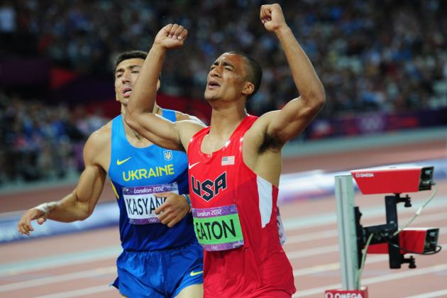 Ashton Eaton: Why US Olympic Track Star Will Become Greatest Decathlete Ever