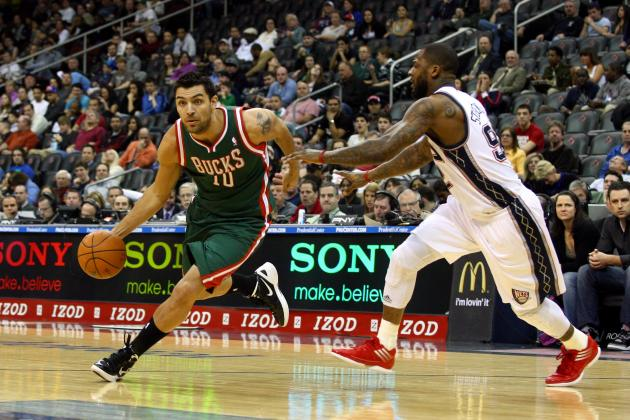 NBA Free Agency 2012: Boston Celtics Pursuit of Carlos Delfino Is Waste of Time