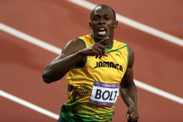 Usain Bolt and Manchester United: What If the World's Fastest Man Had Game?