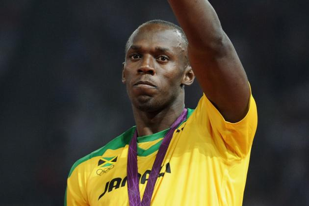 Usain Bolt Rips Carl Lewis: 'I Have No Respect for Him'