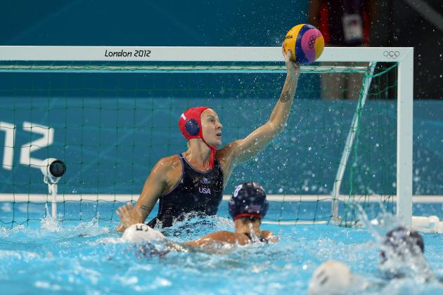 Women's Water Polo 2012: Top Performances from Team USA's Gold-Winning Match