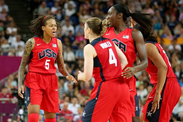 USA Olympic Women's Basketball Team: No Chance for France in Olympic Final