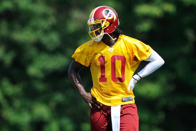 Robert Griffin III Delivers Impressive Preseason Cameo for Washington Redskins