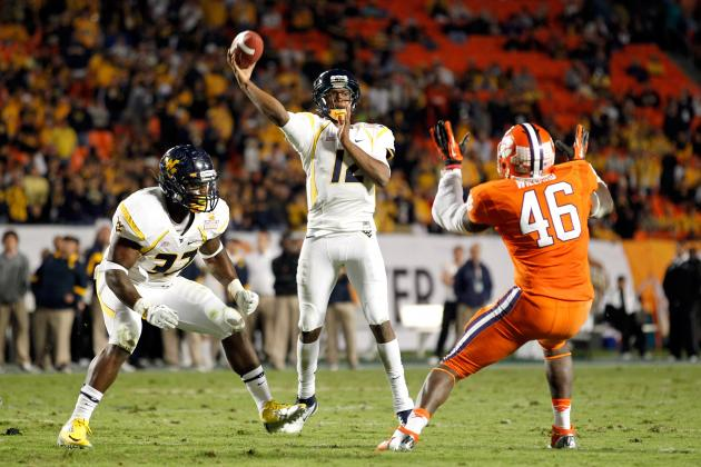 West Virginia Football: Breaking Down Geno Smith's Strengths and Weaknesses