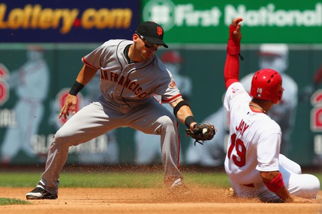 Cardinals' Jon Jay May Have a Future as a Leadoff Hitter