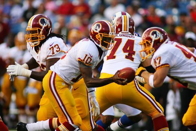 Washington Redskins: Robert Griffin III Excels in Preseason Debut