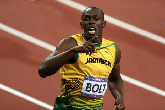 2012 Olympics: Lightning Bolt Strikes Twice on Day 13, Usain Joins the Immortals
