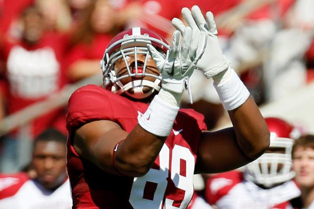 Alabama Football: What You Need to Know About Crimson Tide TE Michael Williams