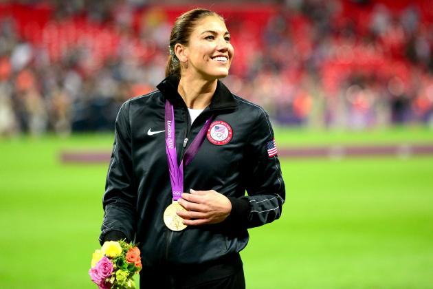 US Women's Soccer: Hope Solo Proves She's Worth the Hype in Earning London Gold