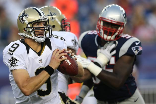 New England Patriots: What We Learned from Pats-Saints Exhibition Game