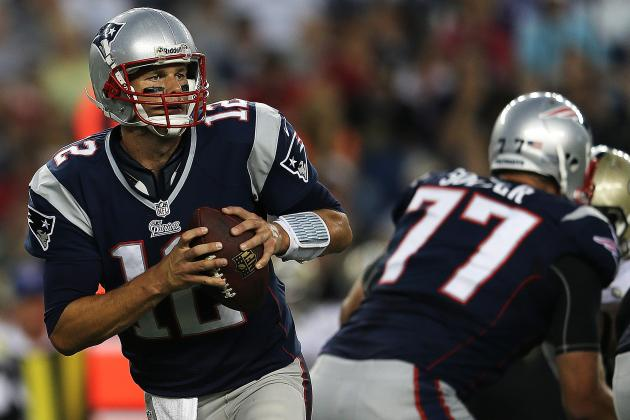Patriots vs. Saints: Quick Thoughts from Game 1 of Preseason
